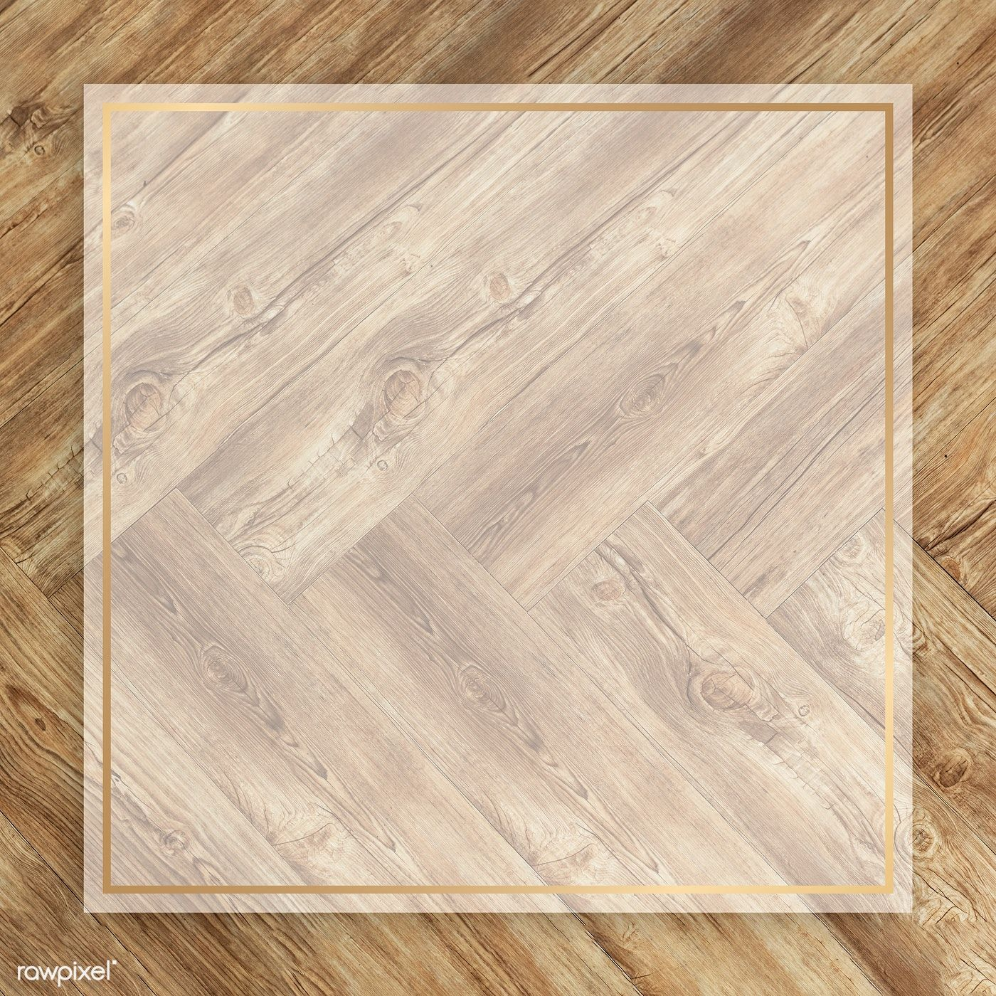 Download Premium Psd Of Blank Golden Square Frame On A Wooden Background In 2020 Square Frames Wooden Background Instagram Frame Template