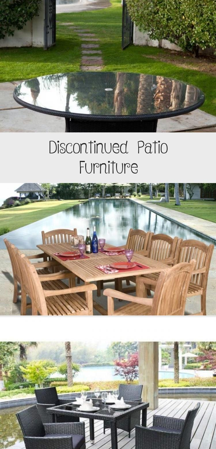 Discontinued Patio Furniture In 2020 Patio Patio Furniture For