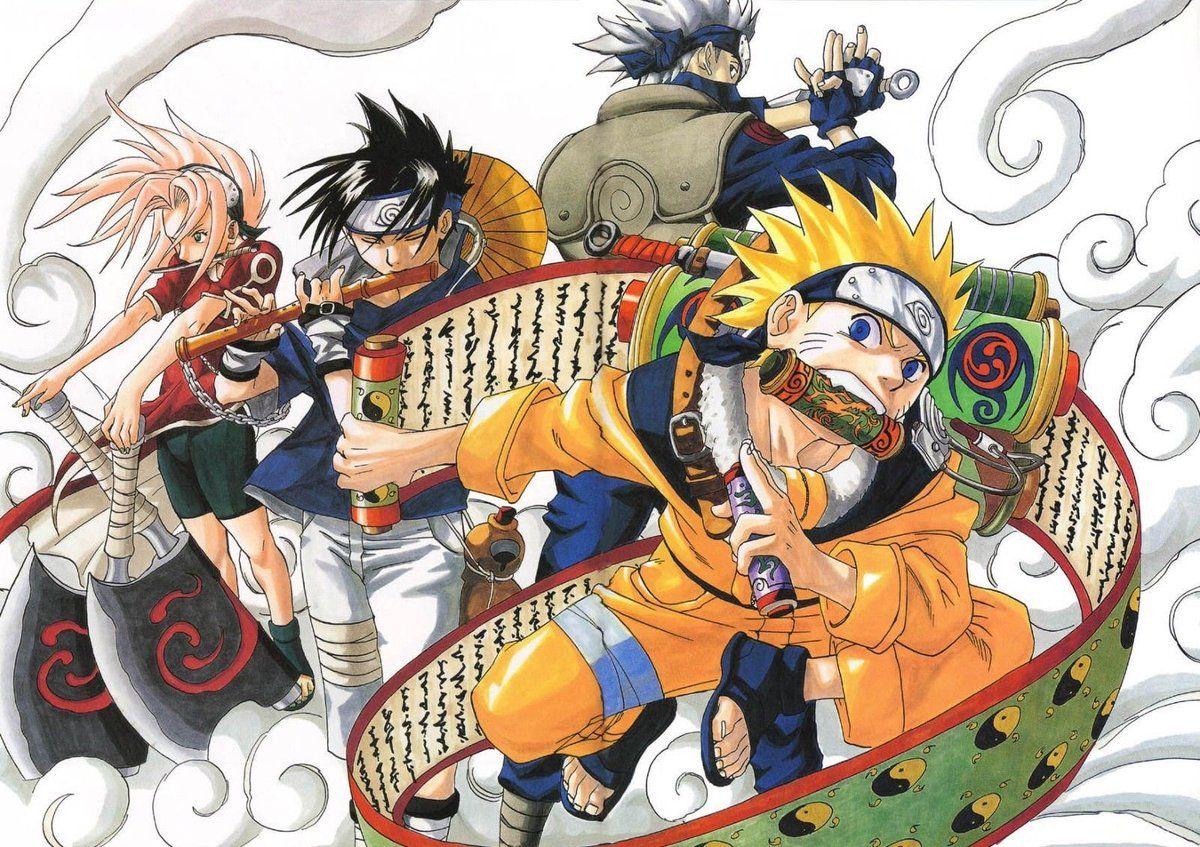 Mundo da Fantasia (SoniaUzumaki) Twitter Naruto mangá