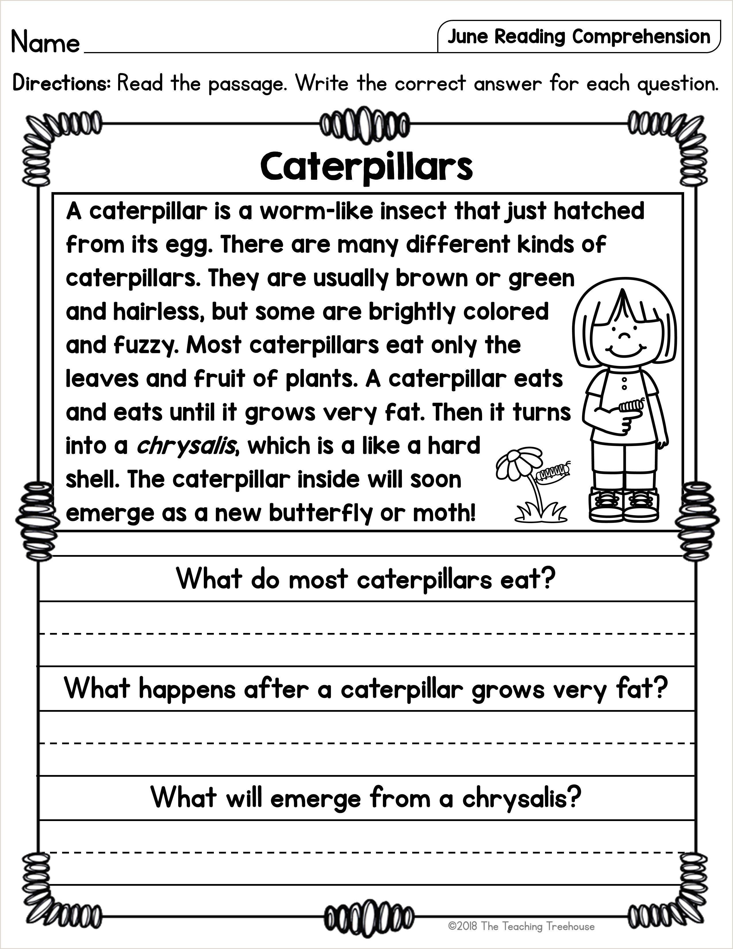 Pin On Kindergarten Reading Worksheets