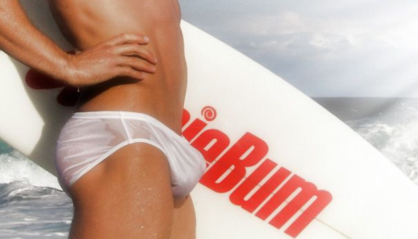 White - Swimwear aussieBum online store | My style | Pinterest