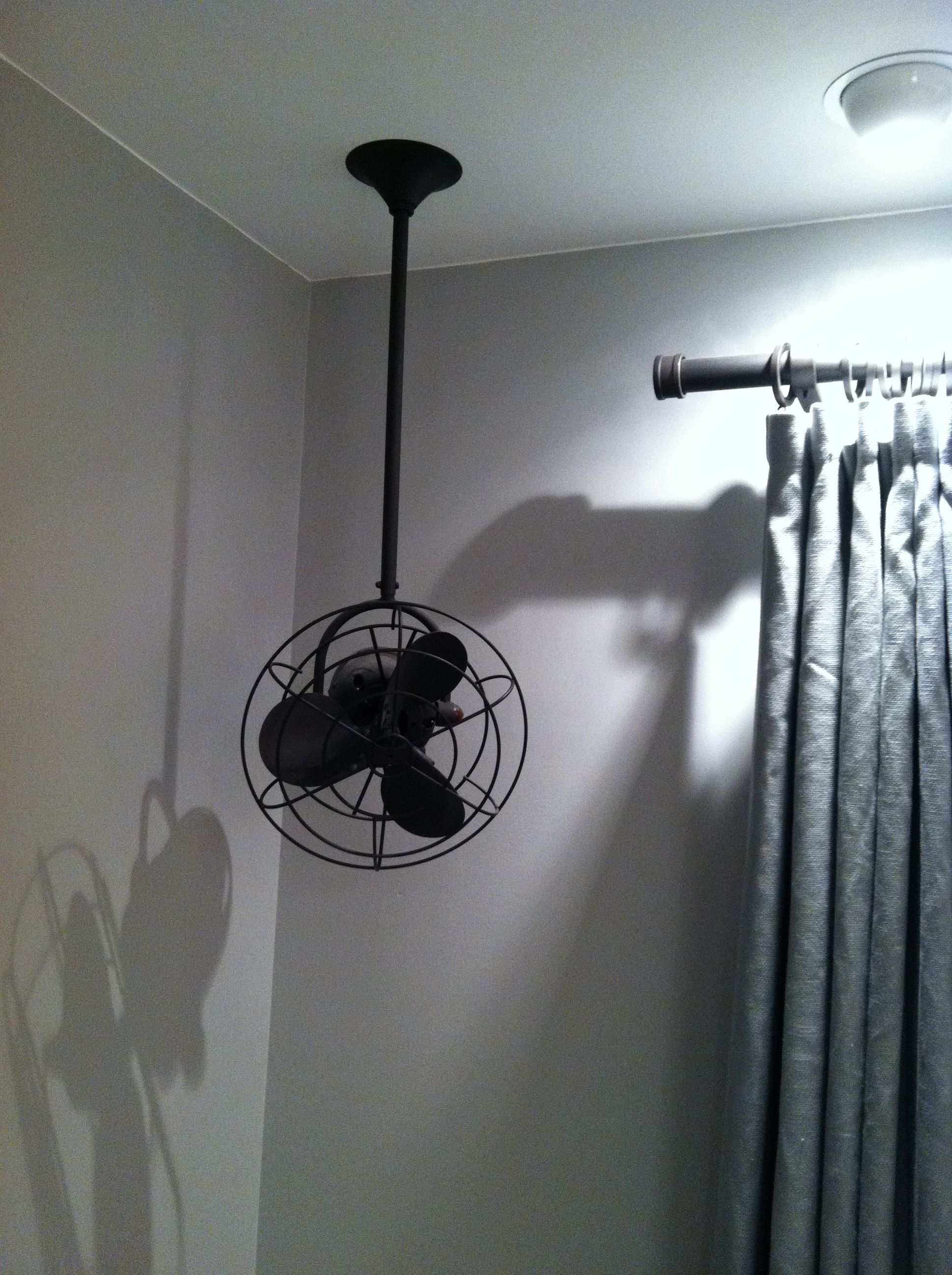 Nice Alternative To Ceiling Fan Because I Have A In Summer