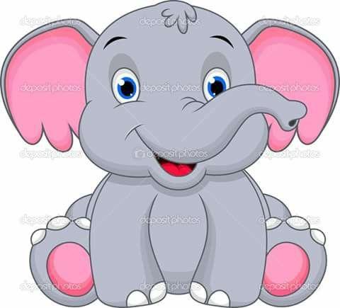 Elefantito cute animals pinterest dessin enfant - Dessin elephant rigolo ...
