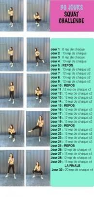 Trendy Fitness Femme 30 Jours Ideas #fitness