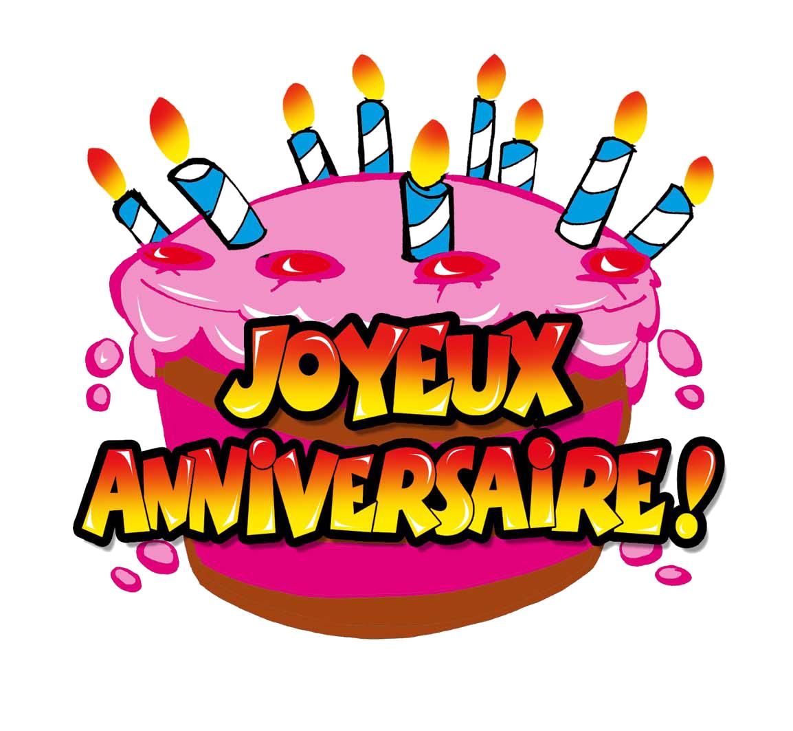 Happy Birthday in French Happy Birthday Celebrations