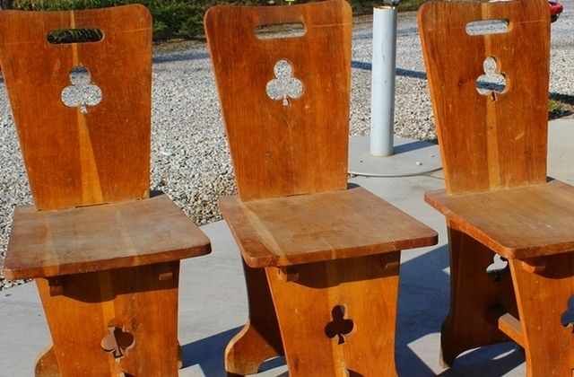 Credenza Per Taverna Usata : Sedie per taverna quattro apertura e sabato