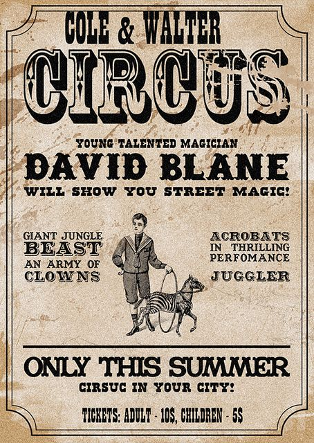 Victorian Poster | Victorian, Circus poster and Art eras
