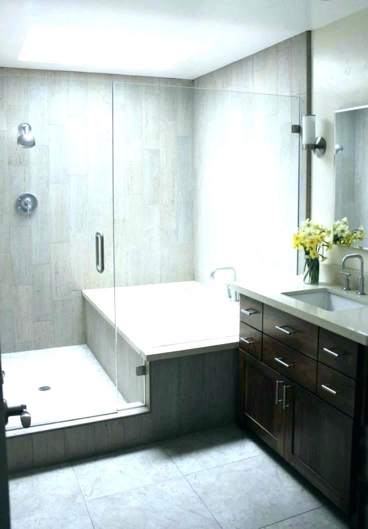 Tub Shower Combo Remodel Ideas Tub Shower Combo Remodel Long Narrow Bathroom Bathrooms Remodel