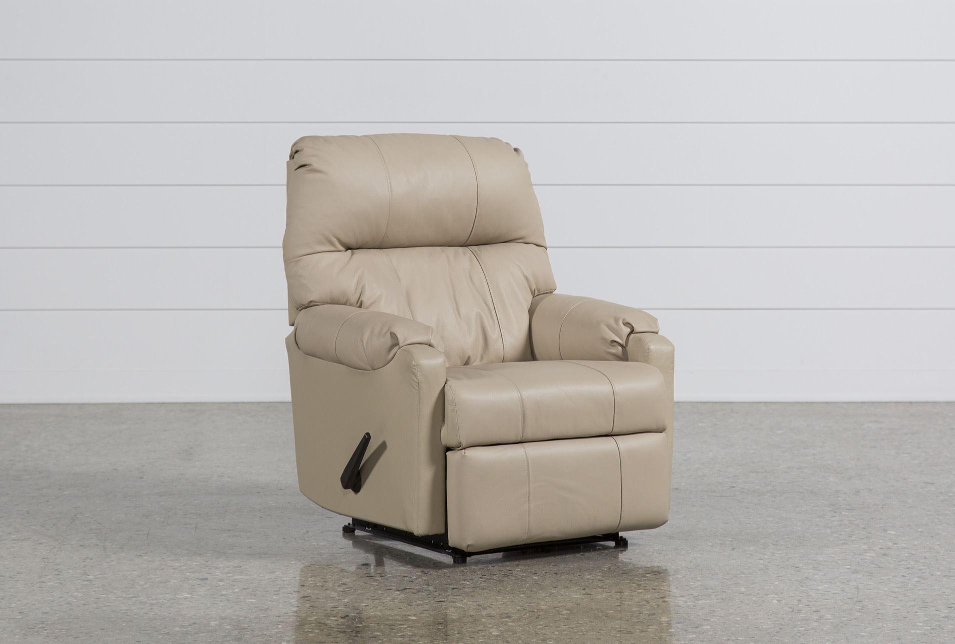 Munroe Ii Leather Wallaway Recliner Recliner Living Furniture Furniture