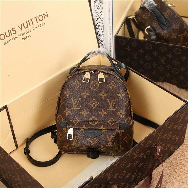 louis vuitton backpack mini fake vs real
