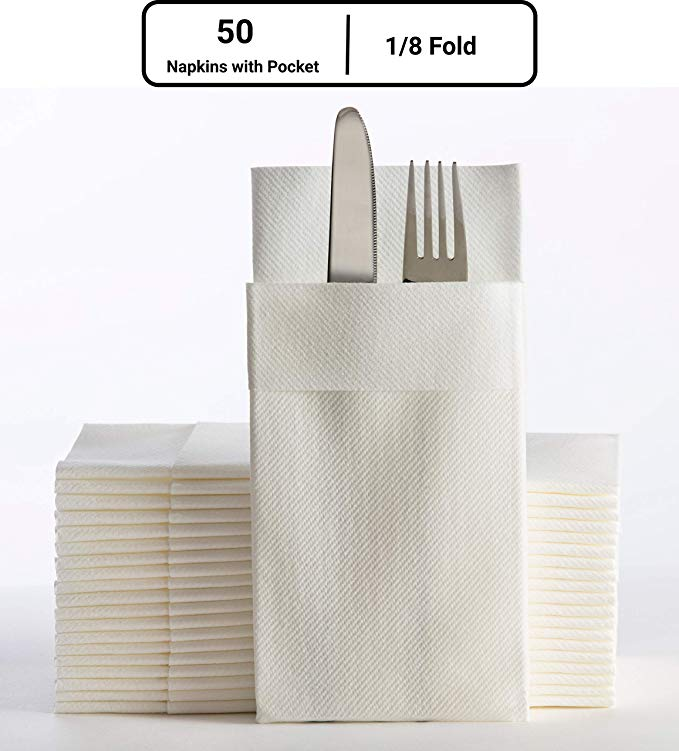 Amazon Com Moyes Home Kangaroo Air Laid Napkin Perfect Size 16x16 Inches 1 8 Fold Pack Of 50 Linen Feel Disposable Linen Feel Diy Wedding Projects Napkins