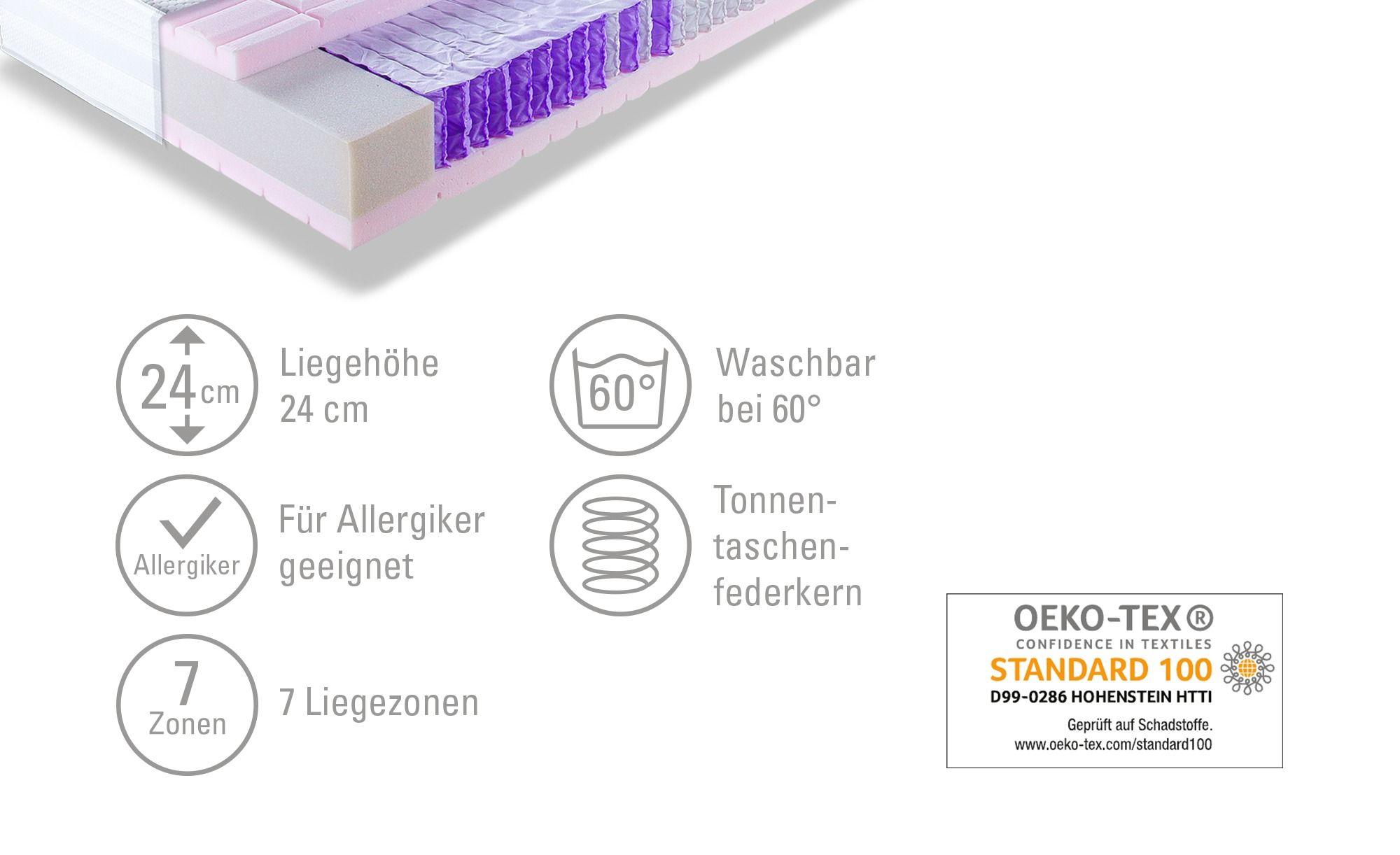 Dreamer Express Micro Tonnentaschenfederkernmatratze Dreamer Stars Rise Gefunden Bei Mobel Hoffner Matratze Tonne Und Prufsiegel