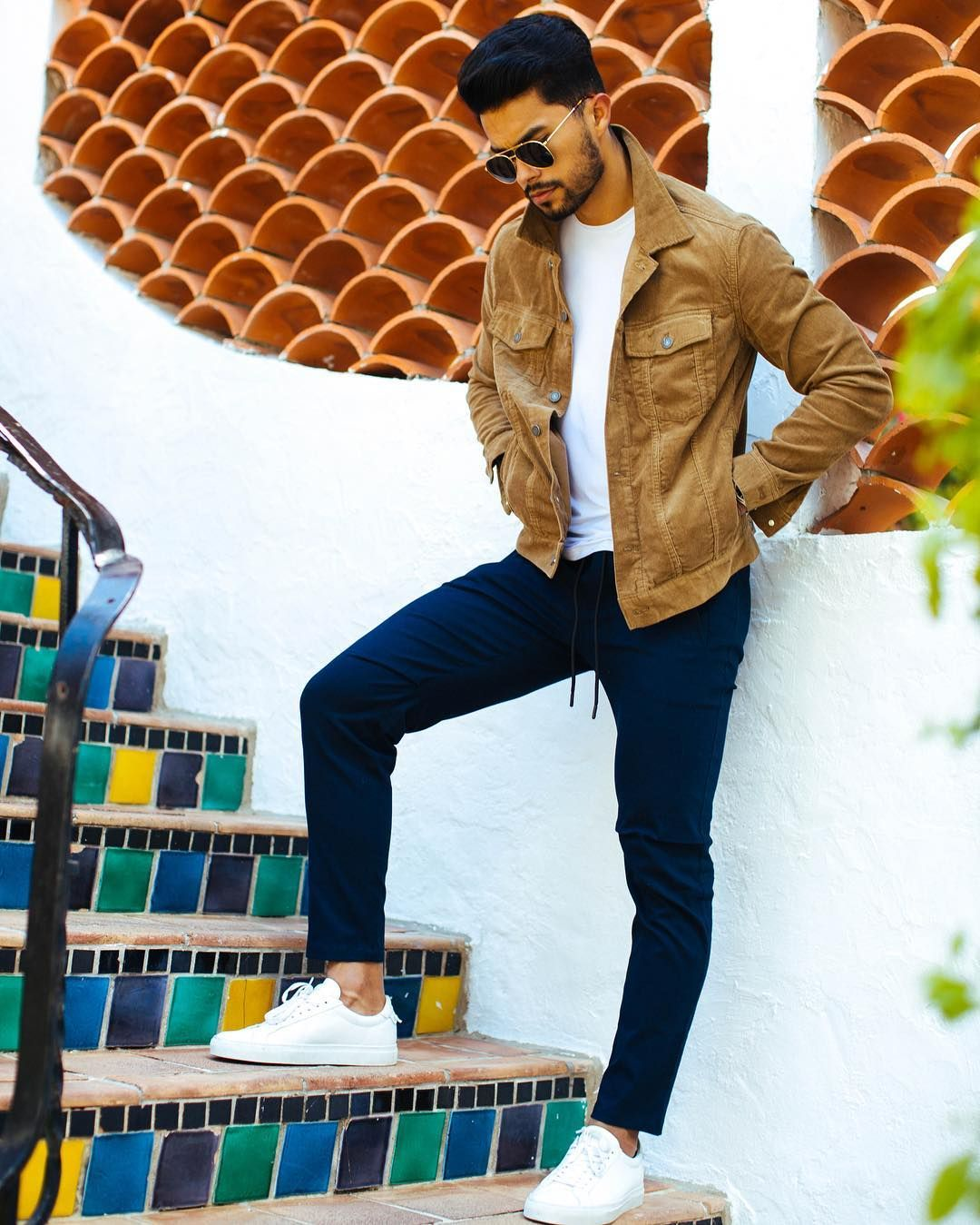 Jose Zuniga On Instagram Esntls 5th Collection Is Now Live Use Code Tmf10 To Get 1 Mens Fashion Casual Outfits Stylish Mens Outfits Teaching Mens Fashion [ 1349 x 1080 Pixel ]
