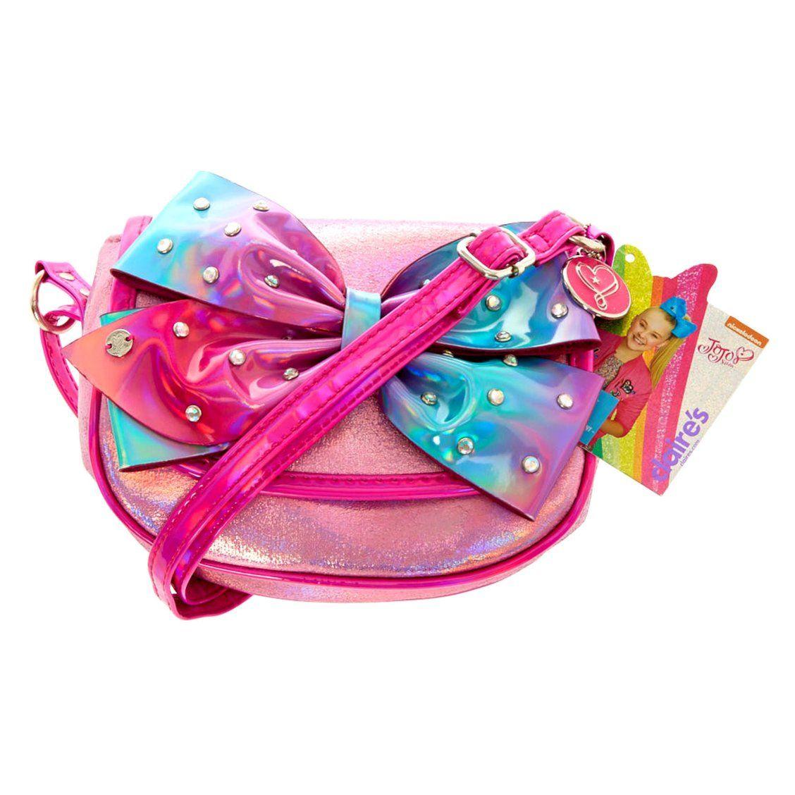 110b407d7a43 JoJo Siwa Holographic Crossbody Bag