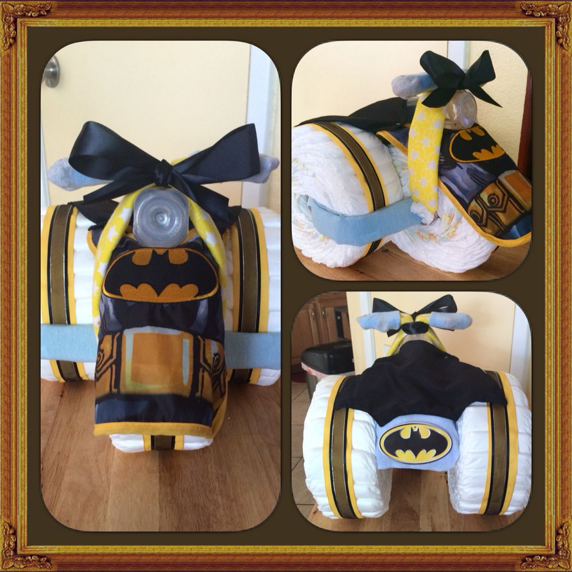 batman diaper cake my diaper cakes pinterest