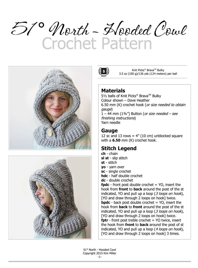 51_20degrees_20north_20for_20patternfish_206 | Gorros | Pinterest ...