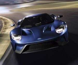 2017 Ford Gt Price Engine Specs Interior Release Date Ford Gt