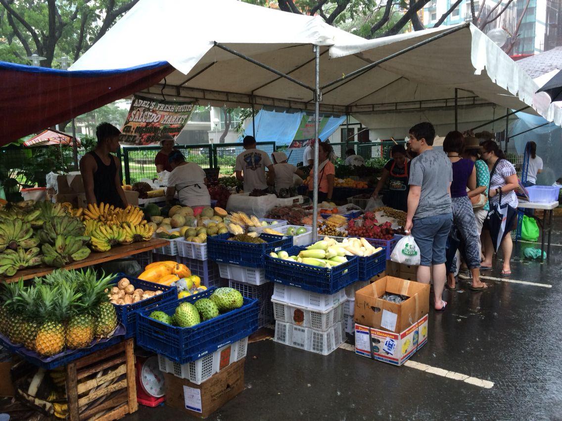 Que ver, hacer y visitar en Salcedo Saturday Market.
