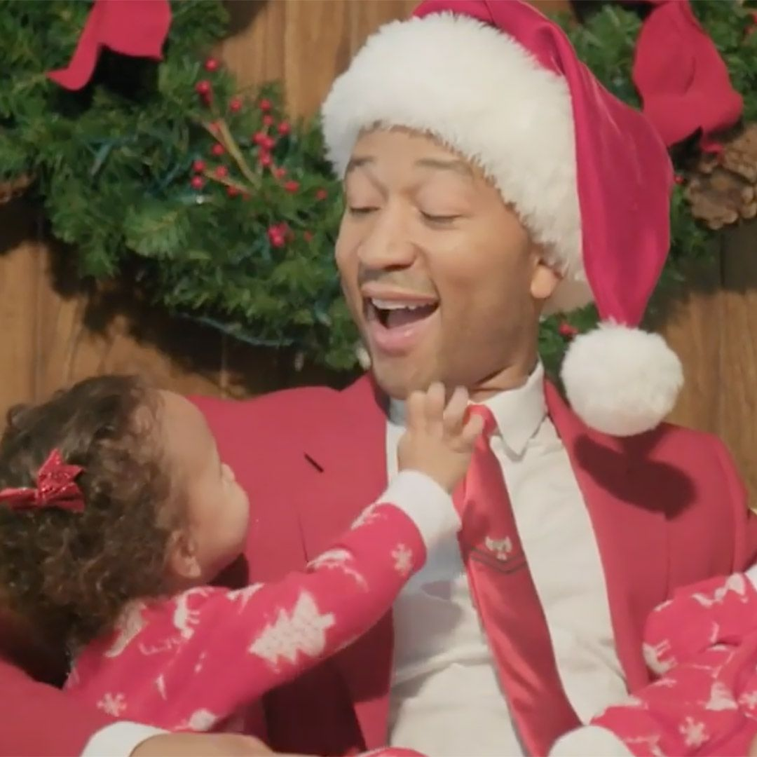 John Legend Is Releasing A New Christmas Album And He S Taking It On Tour With Images John Legend Christmas Albums Legend