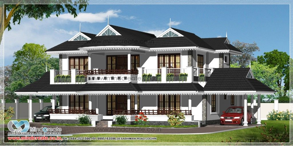 154 Best Kerala model home plans images in 2018