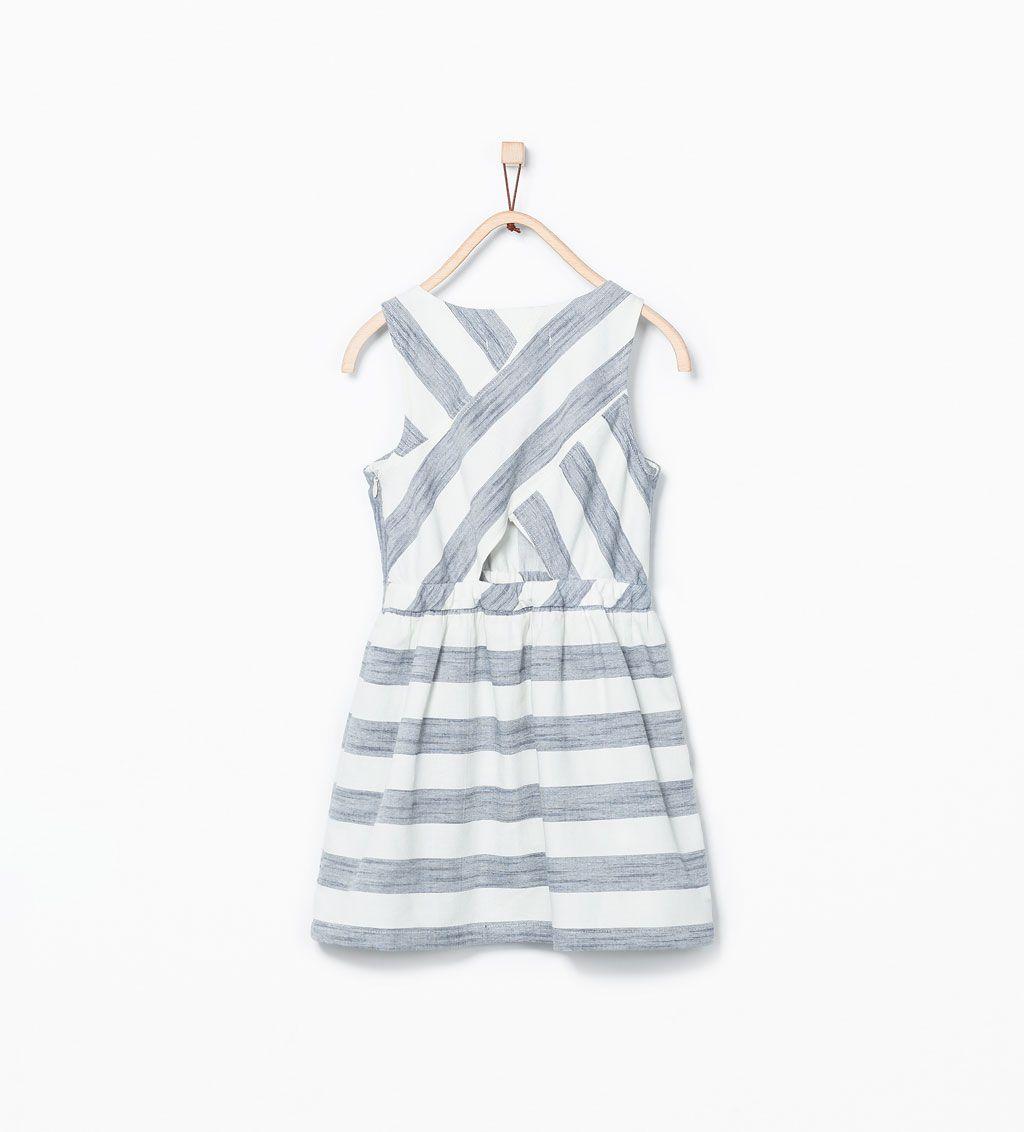 Zara kids summer dresses