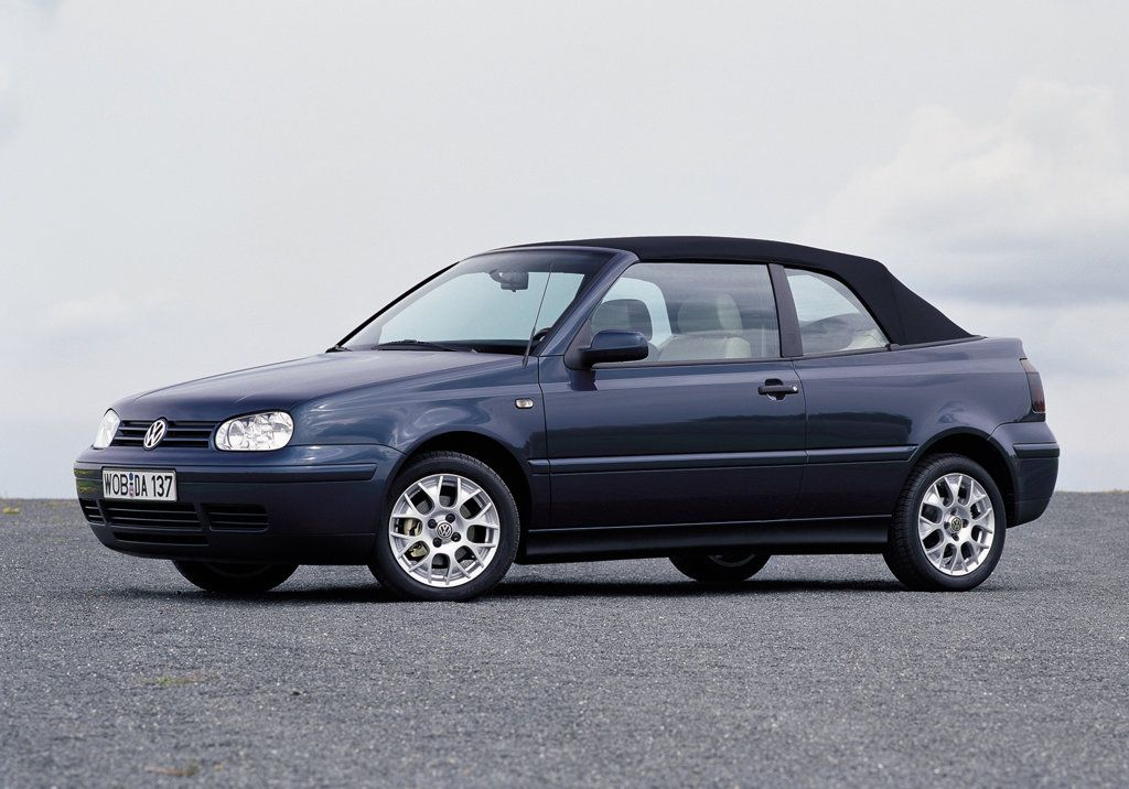 vw golf iv cabrio 1998 2003 stuff to buy pinterest. Black Bedroom Furniture Sets. Home Design Ideas