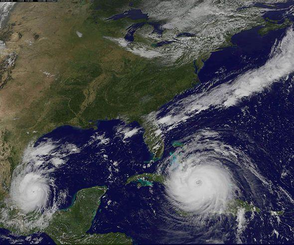Hurricane Irma Satellite Photo Atlantic Hurricane Hurricane Travel Insurance