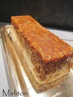 LE MYSTERE GLACE - mirliton #dessertfacileetrapide