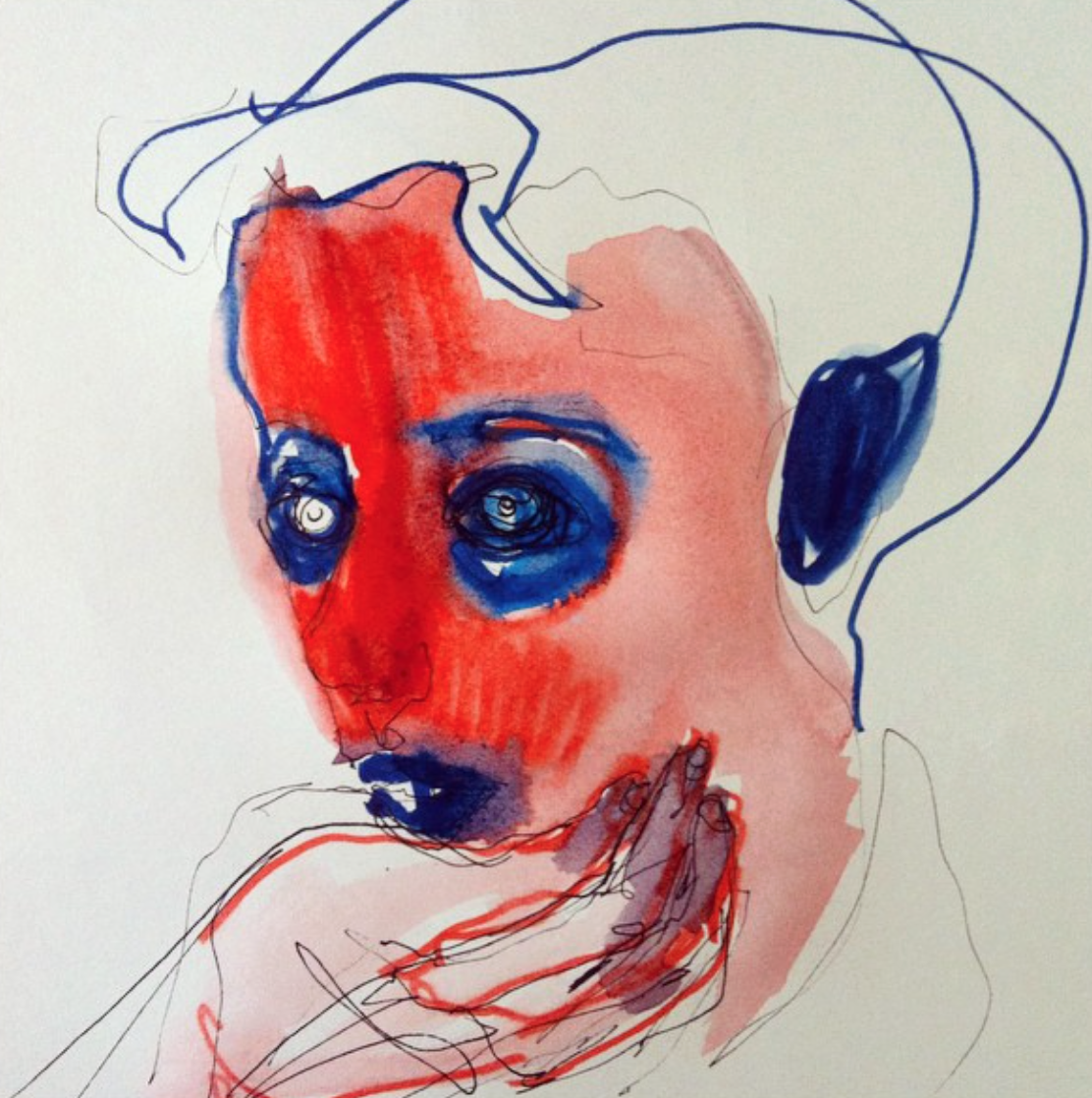 Tine Isachsen - Drawings