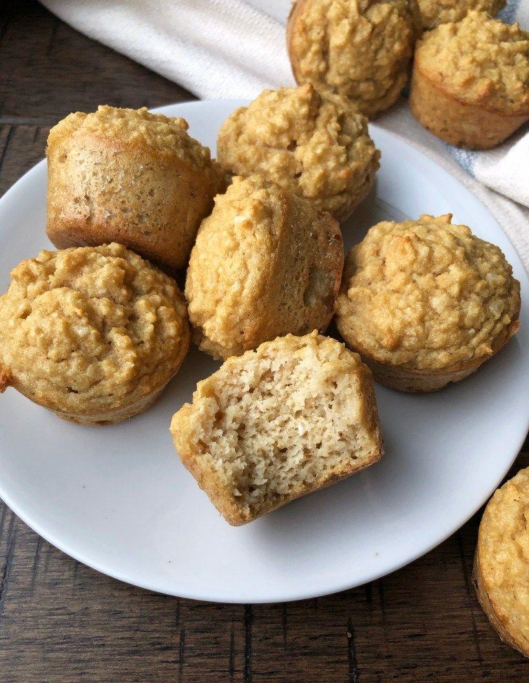 Lemon Poppy Seed Muffins (Paleo, Gluten Free, Grain Free