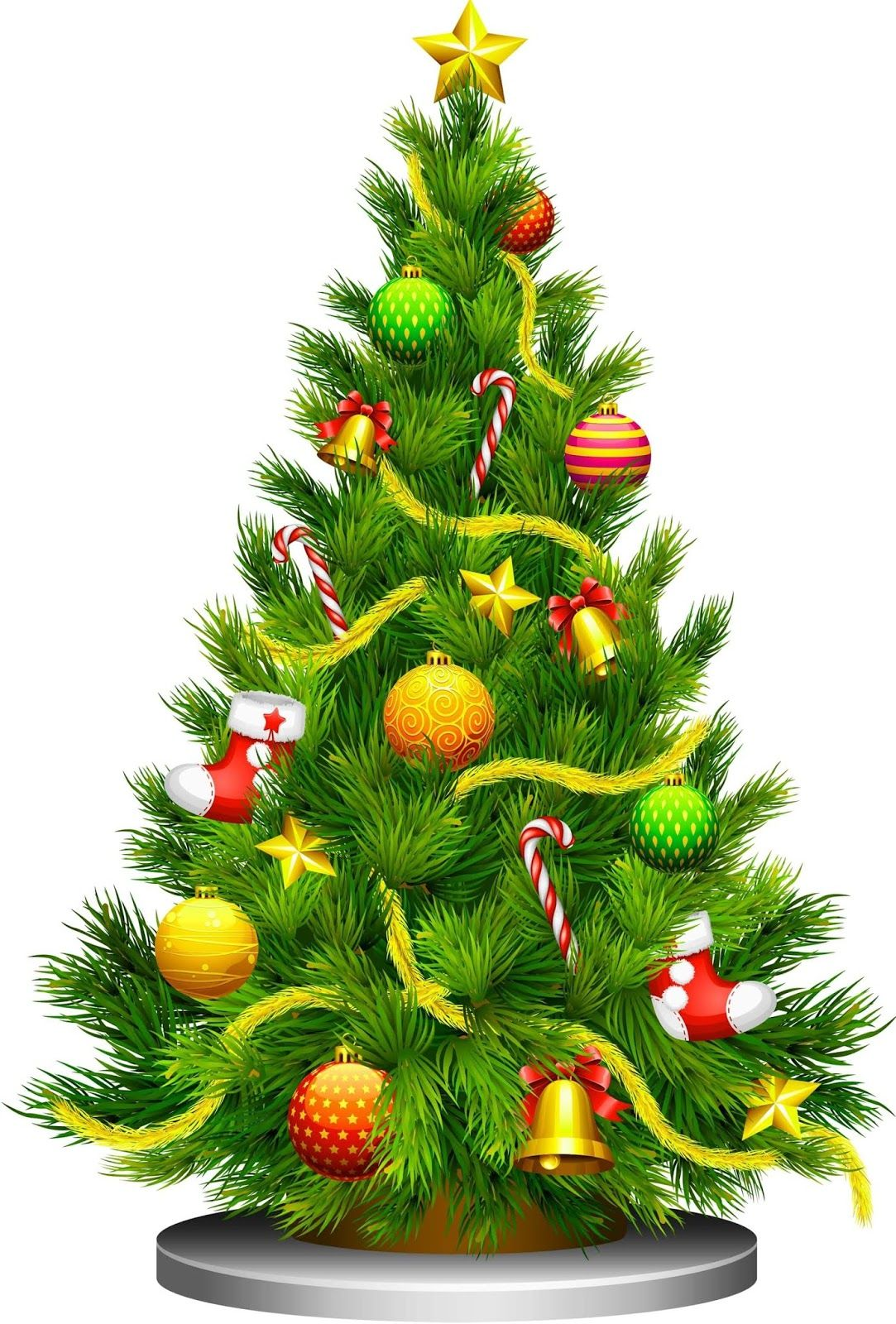 Christmas Tree Images Clip Art Free Download Christmas Tree Images Christmas Tree Clipart Christmas Tree With Presents
