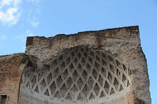 roman pozzolanic concrete Pozzolanic action prevents or mitigates that effect  aiming to give a contribution to the historical and engineering analysis of hydraulic concrete in roman.