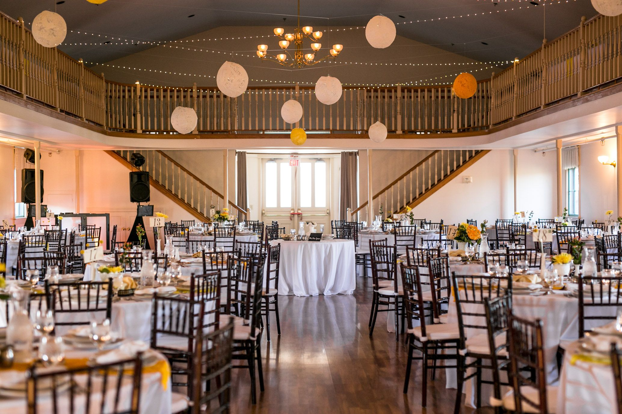 Fall wedding reception decor  Hanging lace balls for reception Hardest decoration to make Sounds