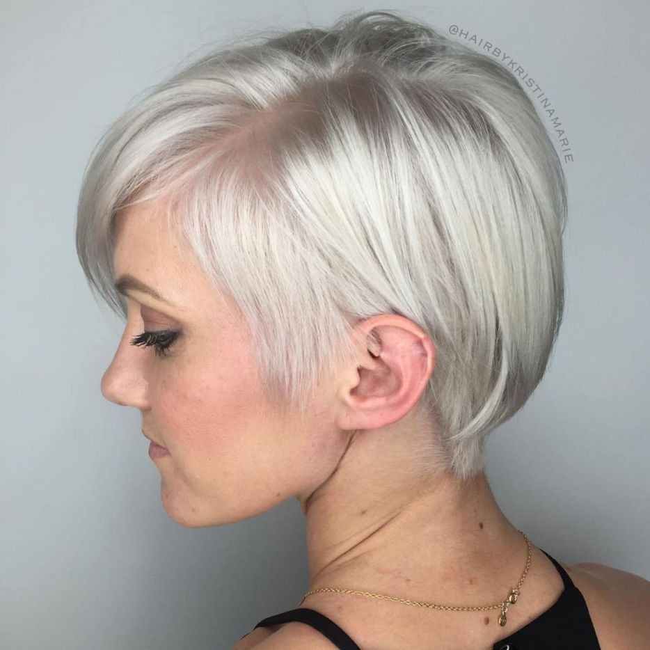 mindblowing short hairstyles for fine hair hair style