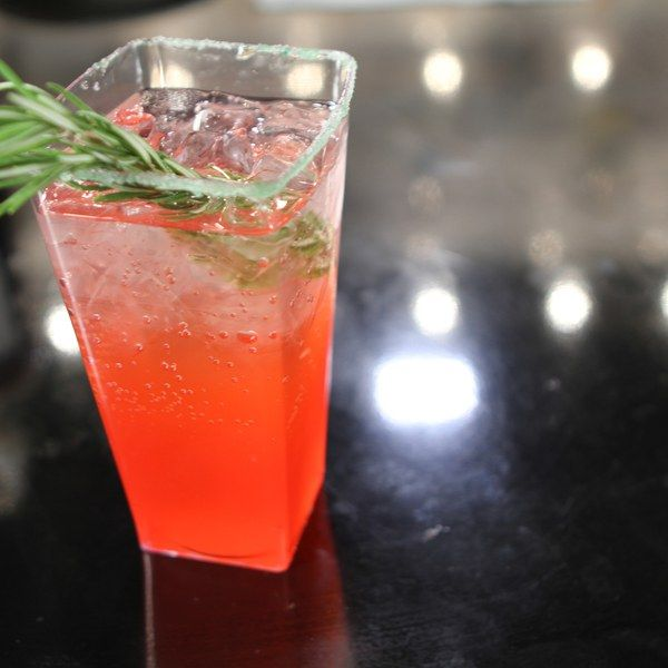 Shanghai Rose Recipe Food Cocktail Recipes Rose Drink