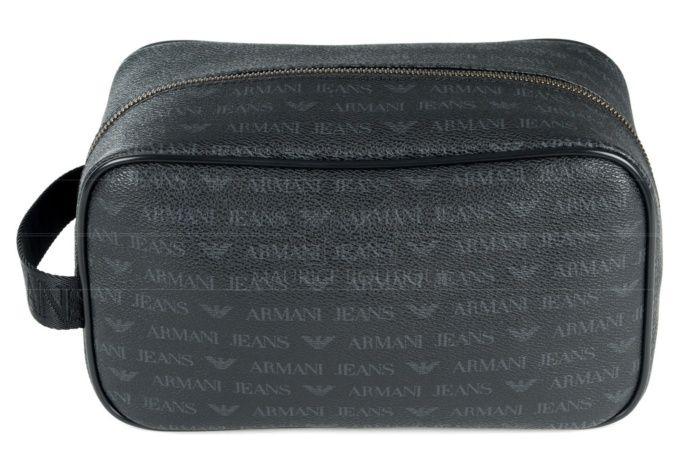 0627336a6 Neceser hombre Armani - Negro | Armani | Emporio armani, Fashion y Bags