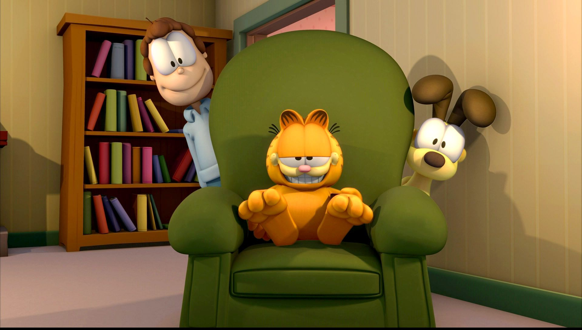 Jon Garfield And Odie Garfield Wallpaper Animated Cartoons Disney Doodles
