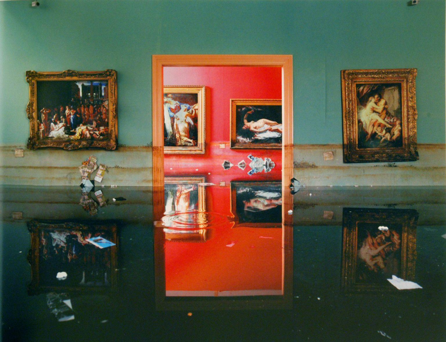 Museum, David LaChapelle, 2007.