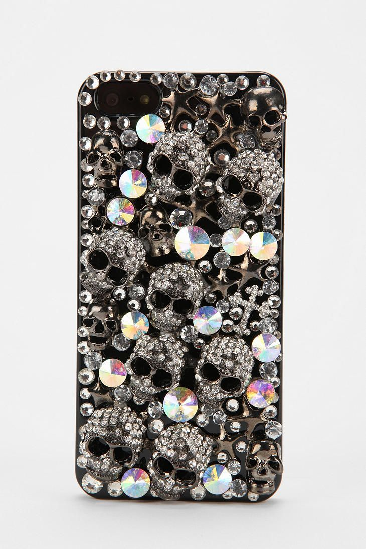 Bejeweled iPhone 5/5s Case Bling phone cases, Iphone