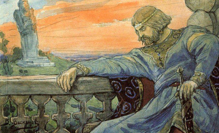 Военная история Древней Руси