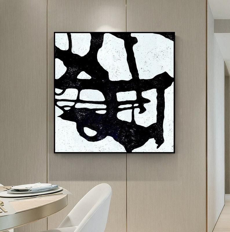 Large Minimalist Art Wall Art Original Art Abstract Painting Etsy Minimalist Art Modern Abstract Painting Art Wall