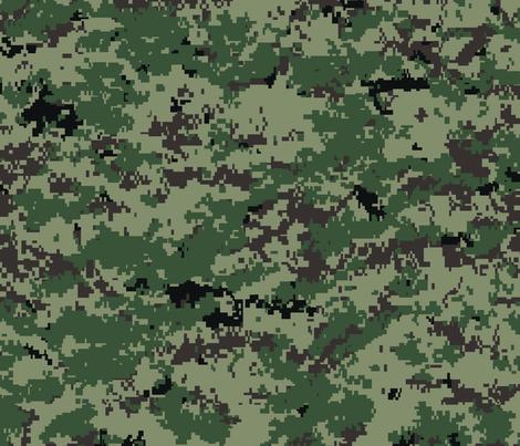Russian Surpat Specops Digital Camo Military Camouflage In
