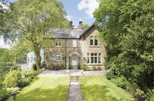 Yorkshire English Country House