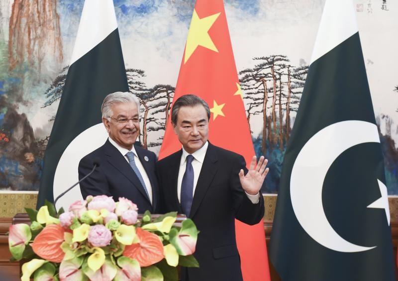 مودی کے دورہ بیجنگ سے پہلے چین نے پاکستان کو دلاسہ دیا