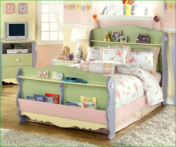 Best Bedroom Kids Beds Spectacular Ashley Furniture Kids 400 x 300
