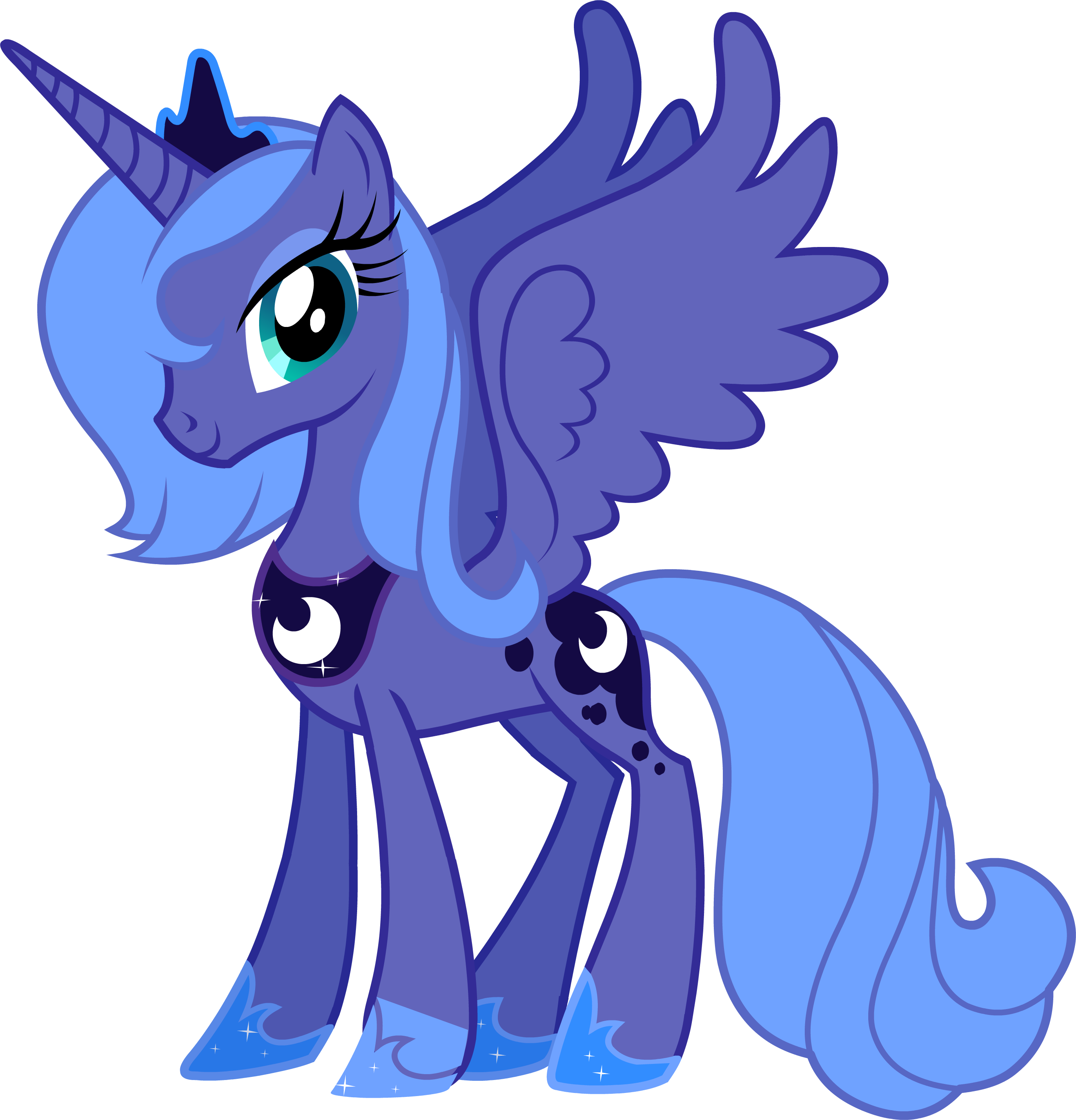 Princess luna images princess luna mlp and pony - Princesse poney ...