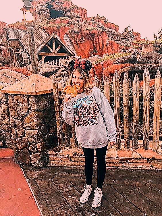 Disneyland Outfits Winter