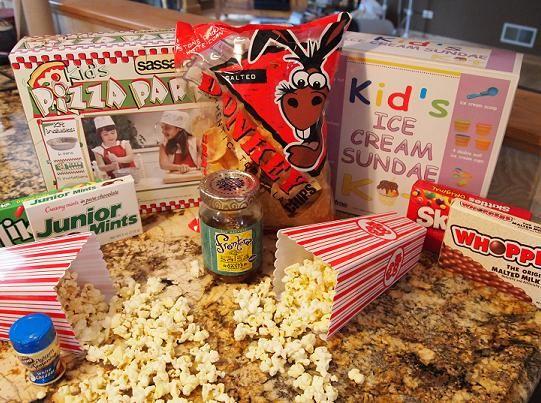 Fun Food Ideas For Family Game Night Chocolatecakemoments