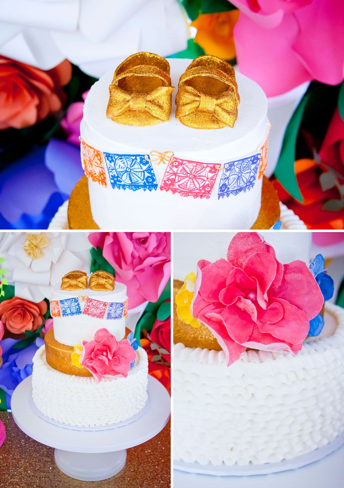 Colorful Baby Shower Inspired By Mexican Culture It S A Girl In