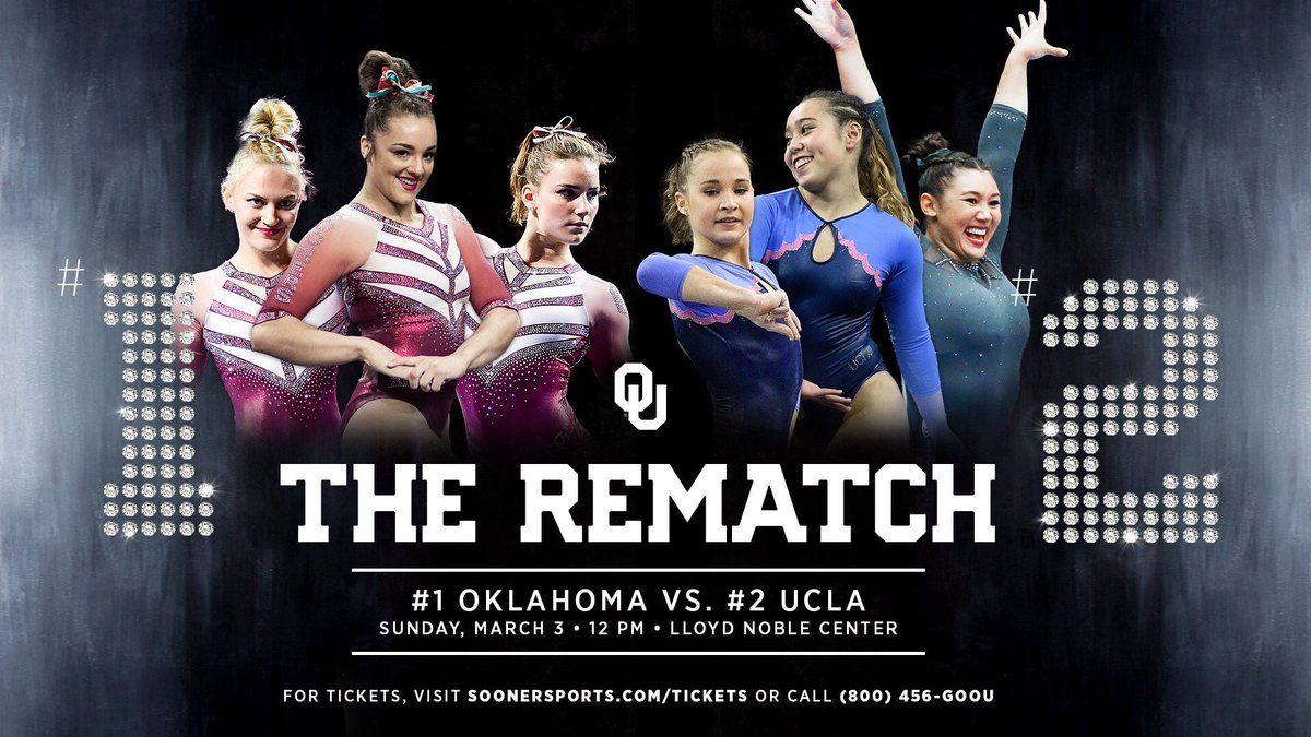 Oklahoma Women's Gym (OU_WGymnastics) Twitter Gym